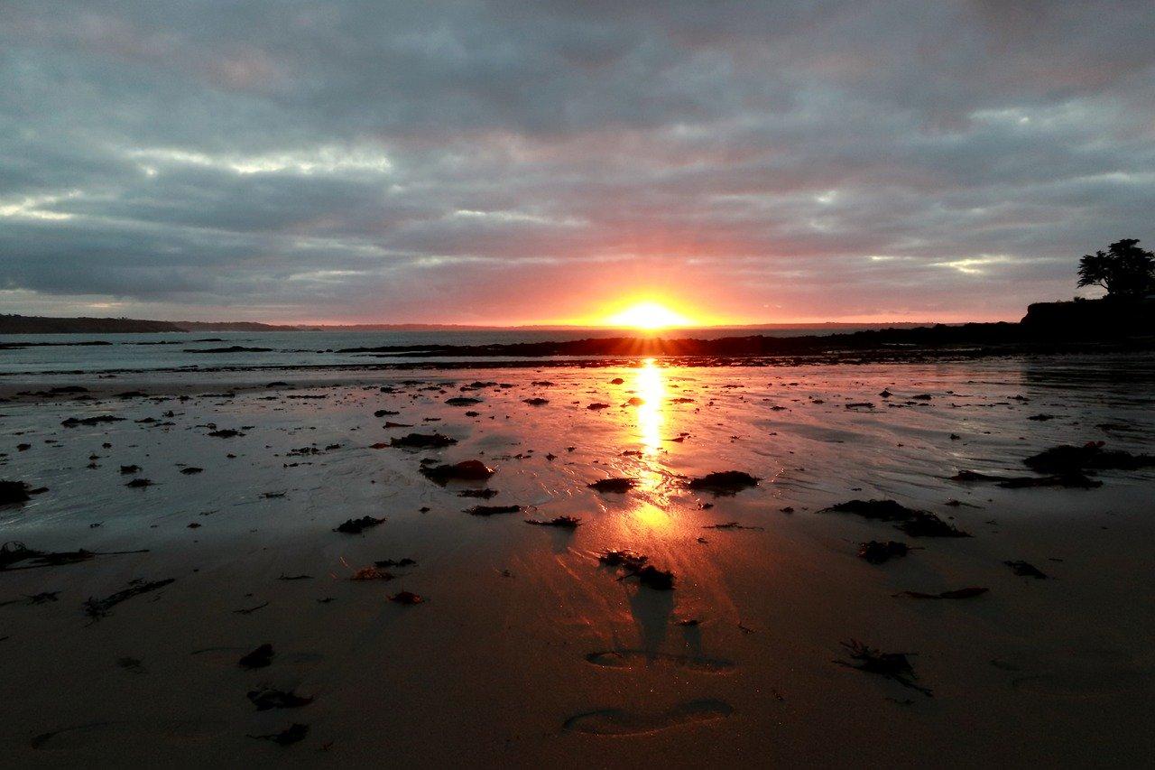 Landschaftsbilder Sonnenuntergang SEO